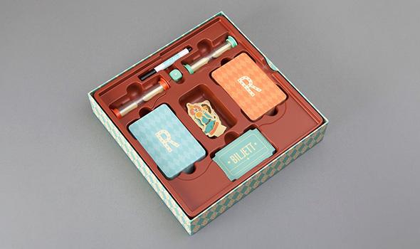 Дизайн упаковки настольной игры