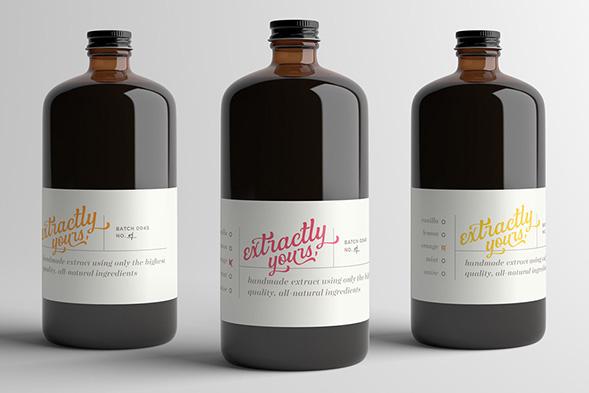 Дизайн упаковки экстракта