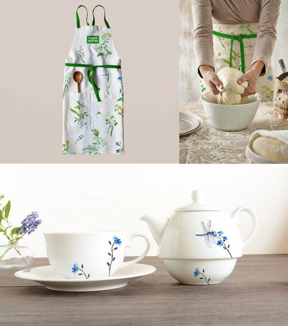 Фирменный стиль молочного бренда