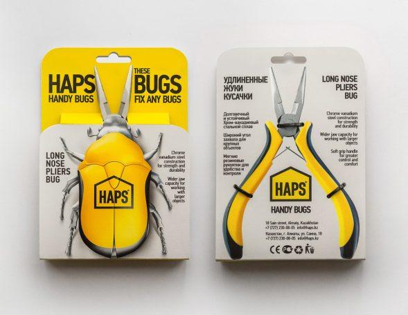 Дизайн упаковки инструментов