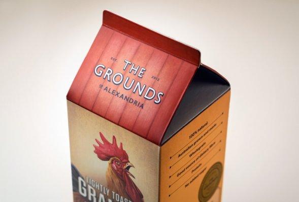 Дизайн упаковки гранолы