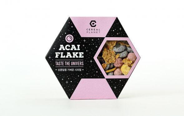 Дизайн упаковки снэков