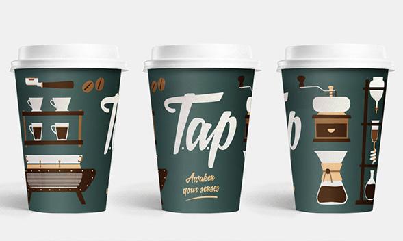 Дизайн упаковки take away