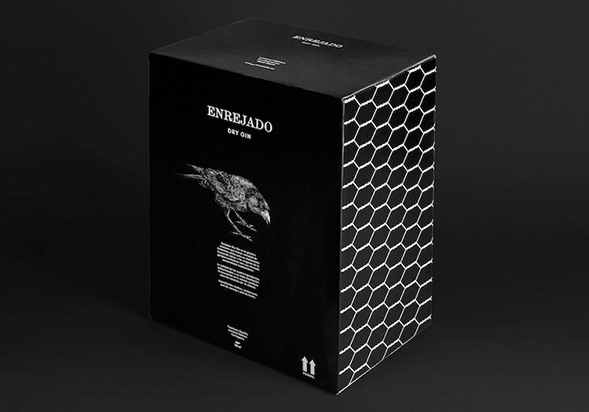 Дизайн упаковки джина