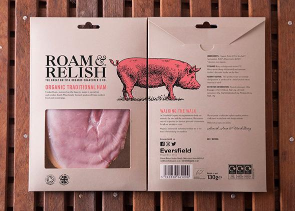 Дизайн упаковки мясных закусок
