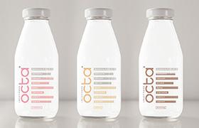 Дизайн упаковки функционального напитка