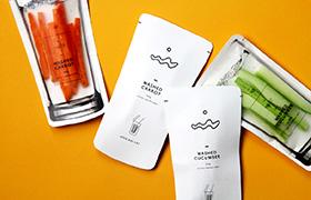 Дизайн упаковки овощей