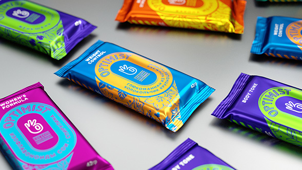 Дизайн упаковки суперфуда