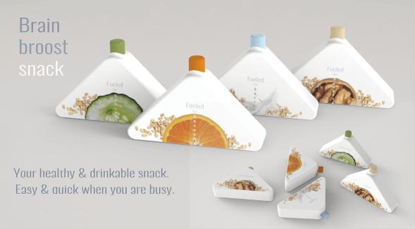 Дизайн упаковки завтраков