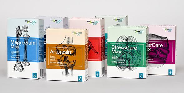 Дизайн упаковки препаратов