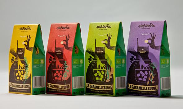 Дизайн упаковки бульонных кубиков
