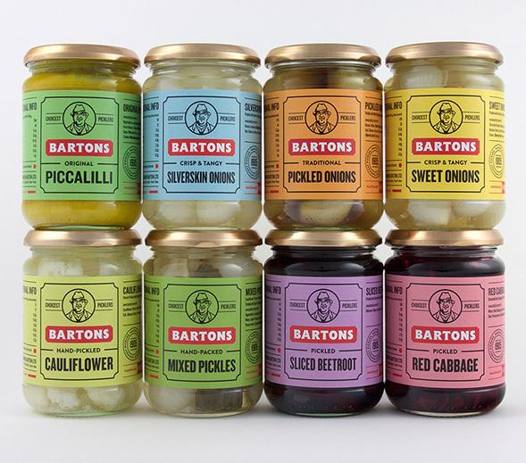 Дизайн упаковки маринованных продуктов