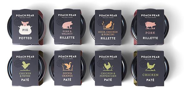 Дизайн упаковки мяса