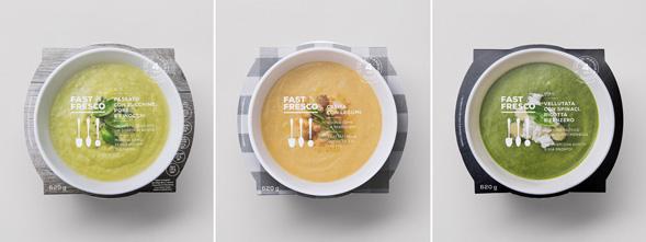Дизайн упаковки супов